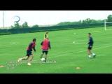 Последняя тренировка «Зенита» в Дубае (25 января 2012)